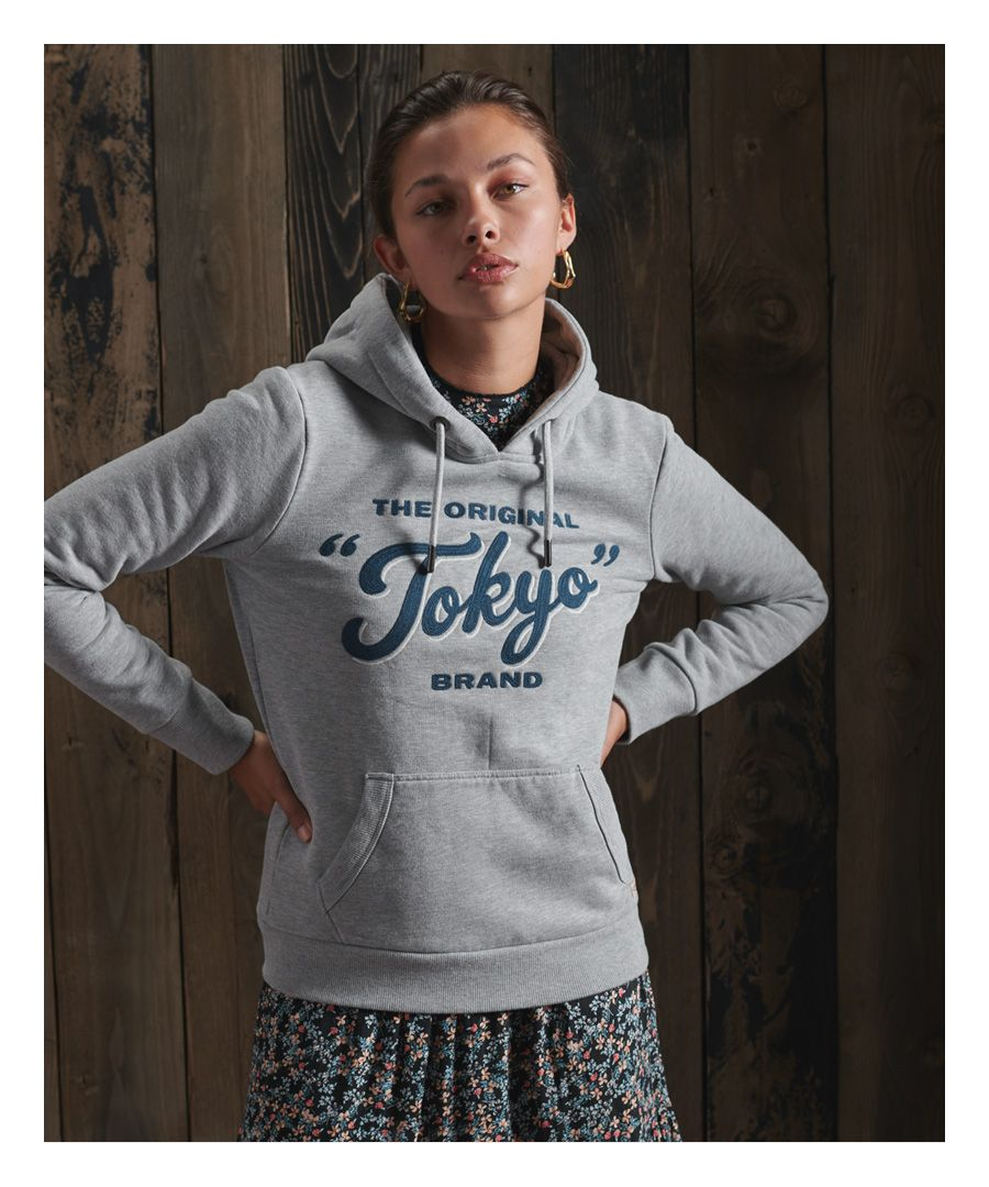Image for Superdry Crafted Workwear Hoodie