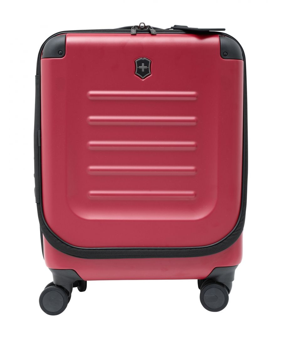 Image for LUGGAGE Unisex Victorinox Red Polycarbonate