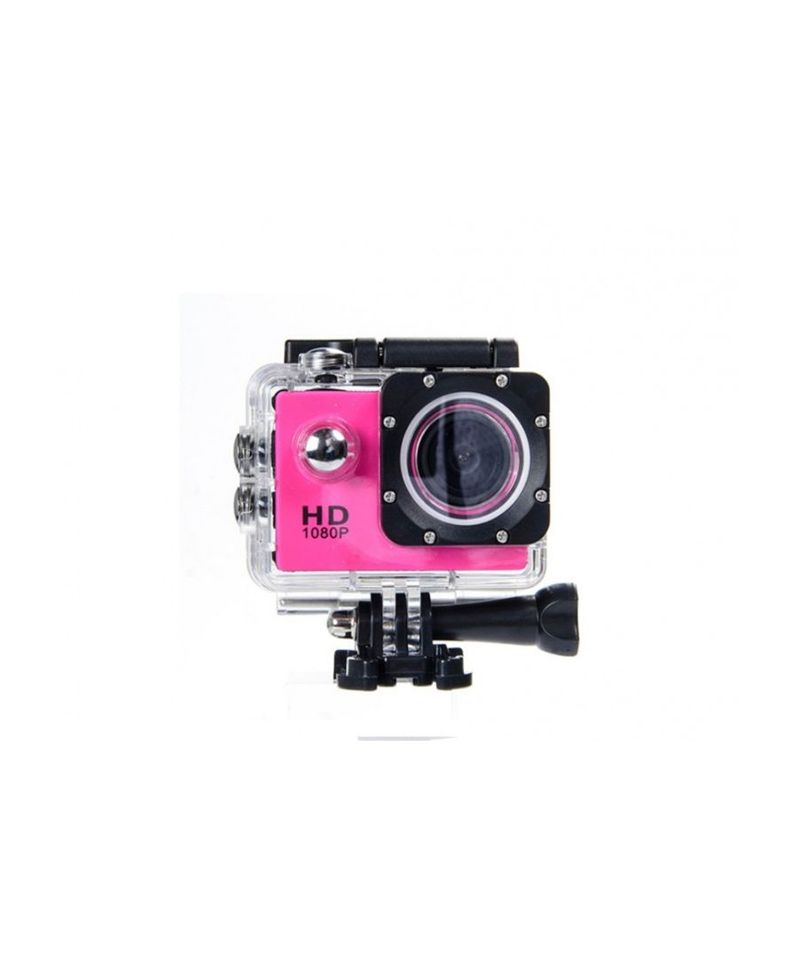 Image for 1080P SPORTS CAMERA, Pink