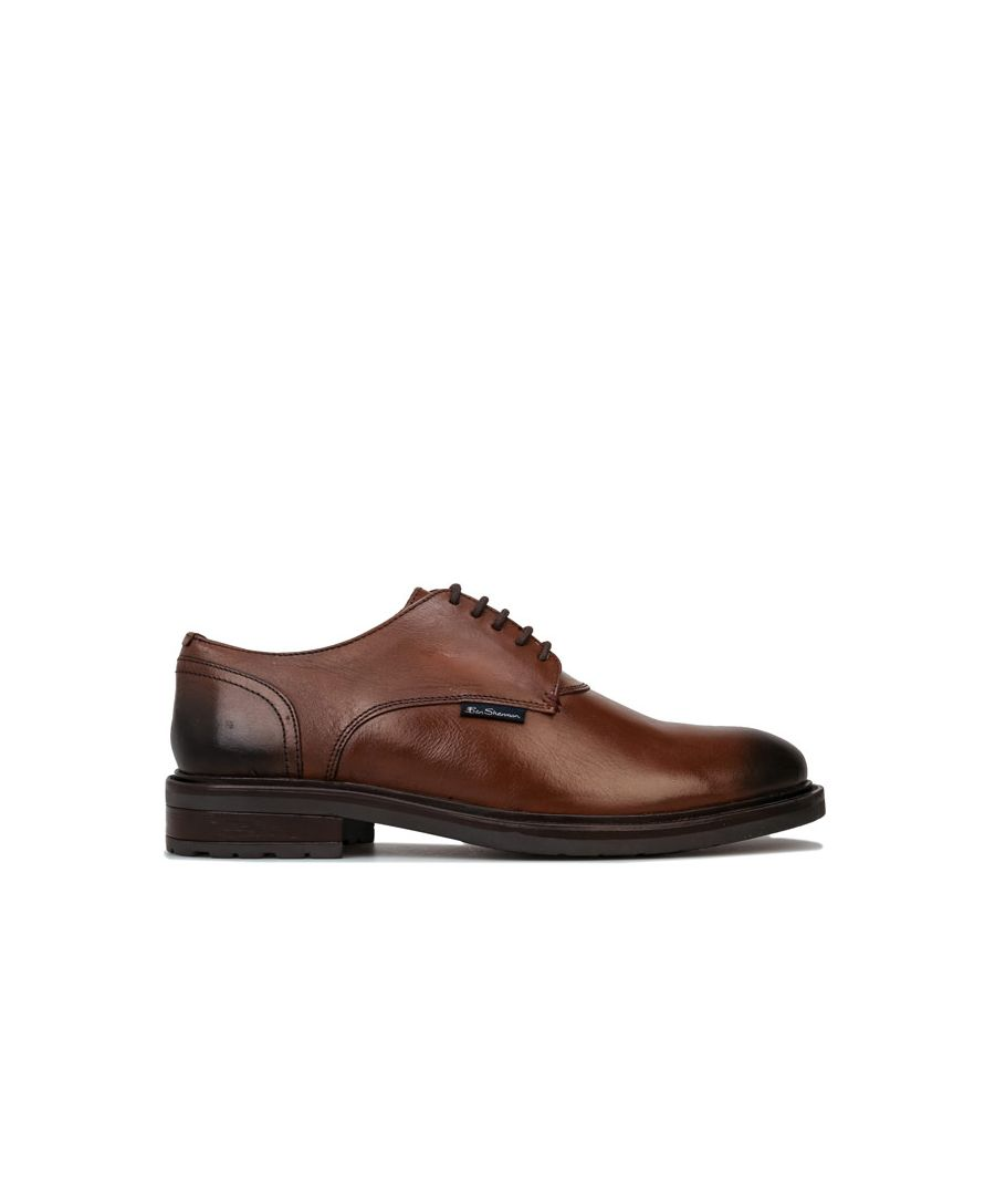 Image for Men's Ben Sherman Pat Casual Shoe in Tan