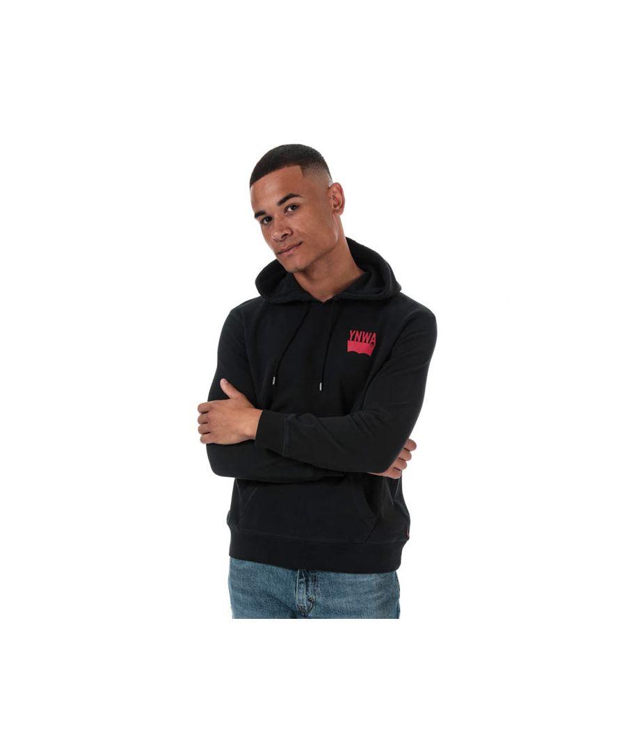 Image for Men's Levis LFC YNWA Batwing Hoody in Black
