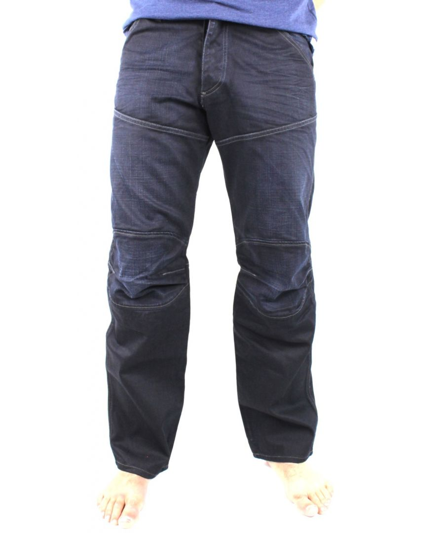 Image for G-Star 5620 Loose Raw Worn In Cable Denim Jeans