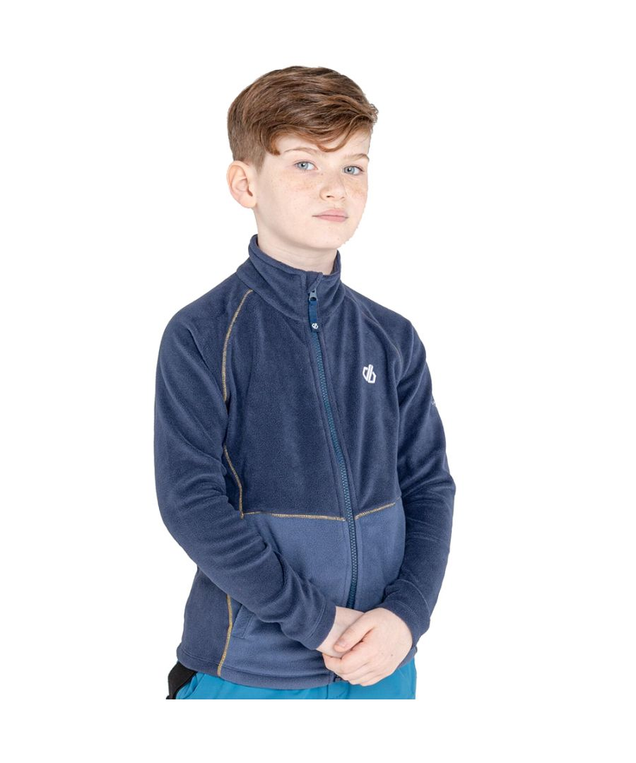 Image for Dare 2b Boys' & Girls' Witty Full Zip Fleece Jacket