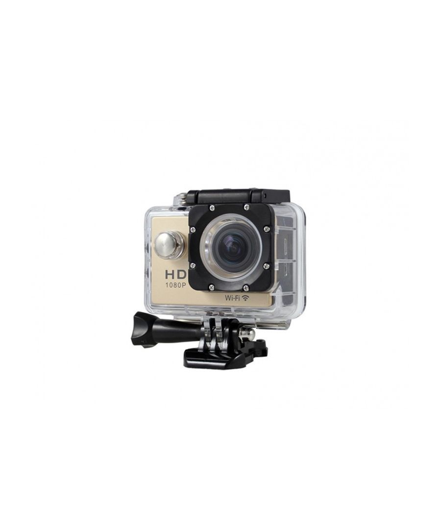 Image for 1080P SPORTS CAMERA, Gold