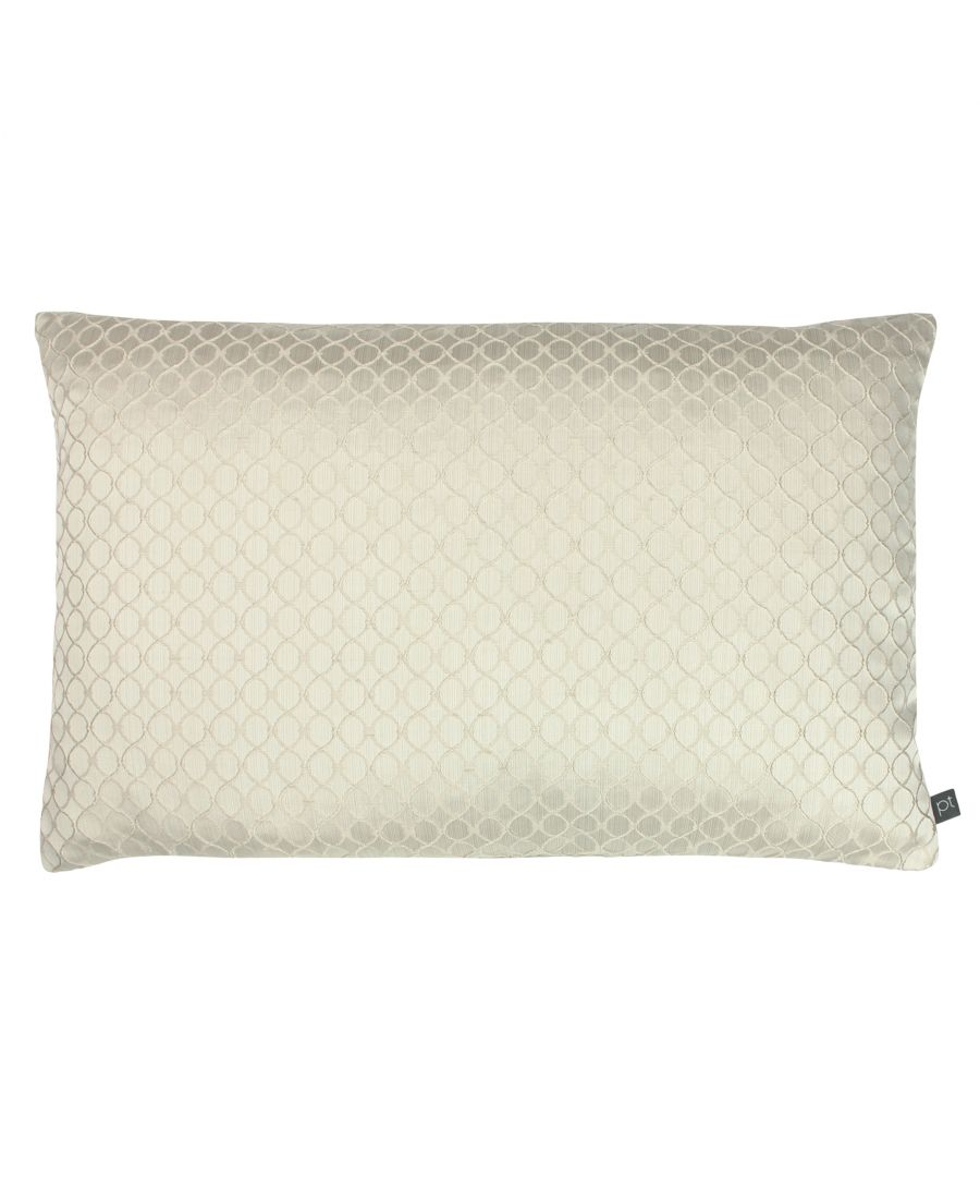 Image for Prestigious Textiles Gemstone Polyester Filled Cushion, Polyester, Parchment