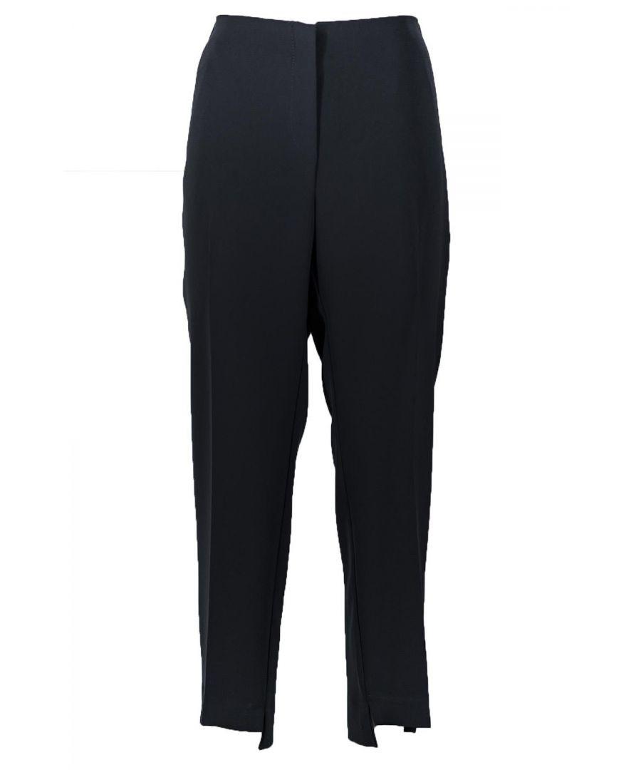 Image for TWENTY EASY BY KAOS WOMEN'S 23067BLACK BLACK POLYESTER PANTS