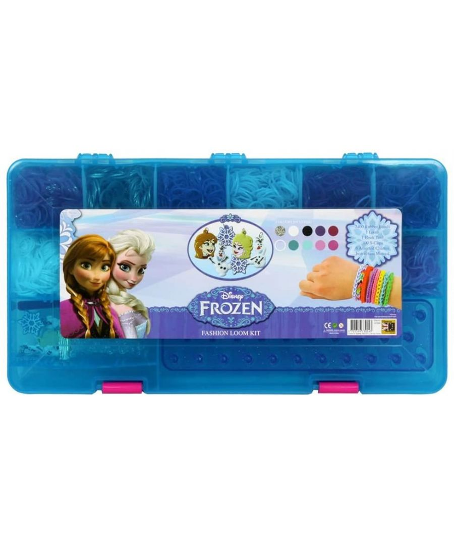 Image for Disney Frozen Loom Bracelet Maker Kit