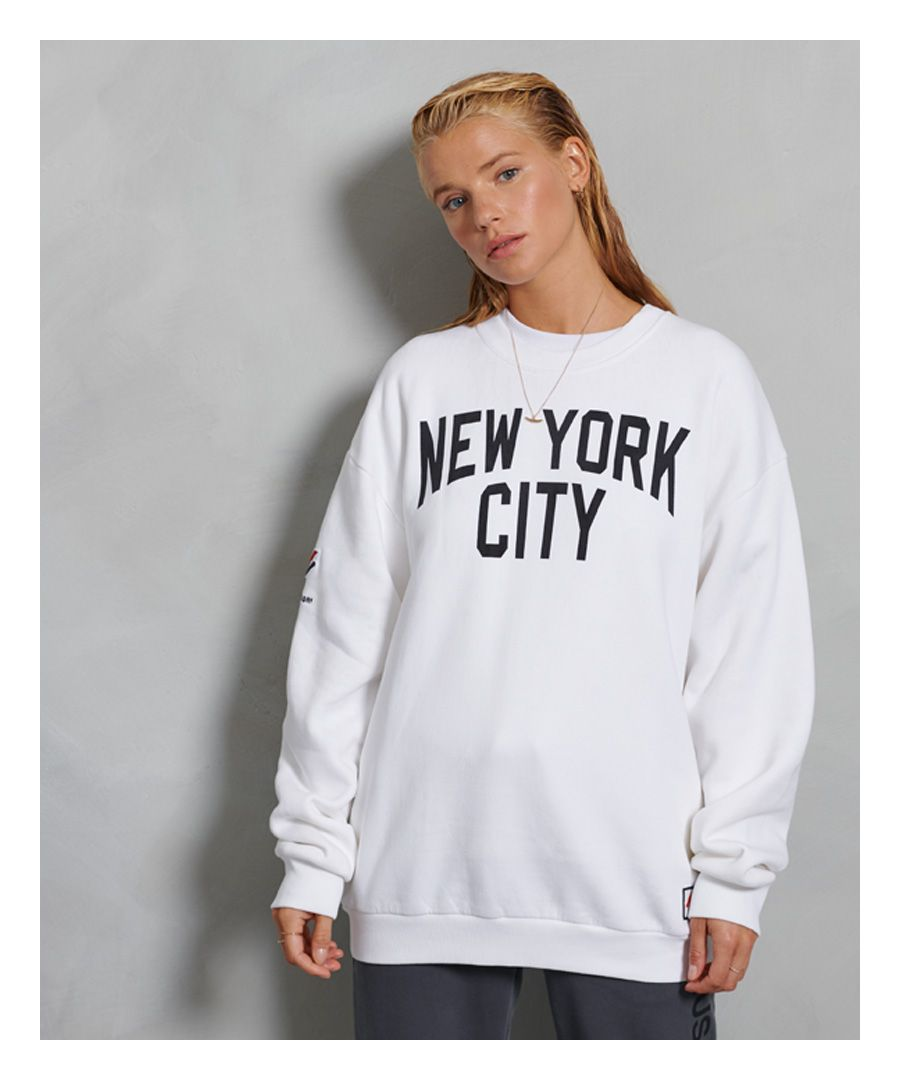 Image for Superdry Limited Edition City College Sweatshirt