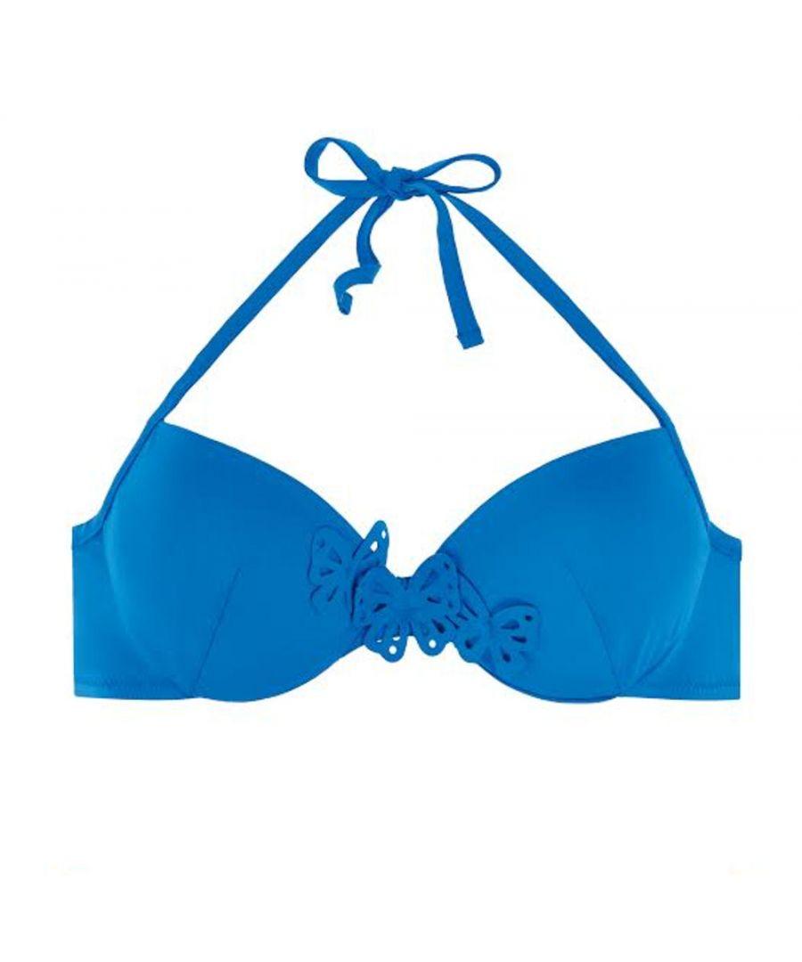 Image for Papillon Halterneck Bikini Top