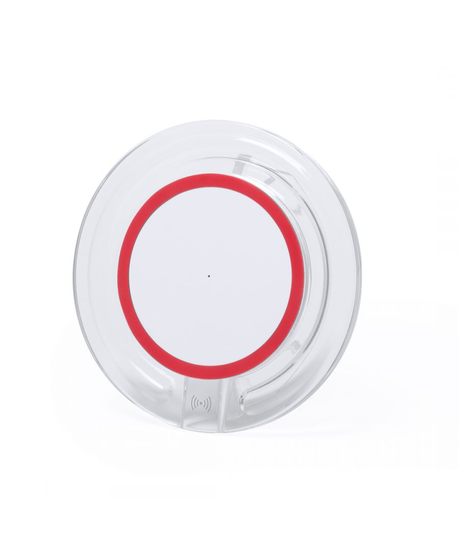 Image for Wireless charger Crystal Red