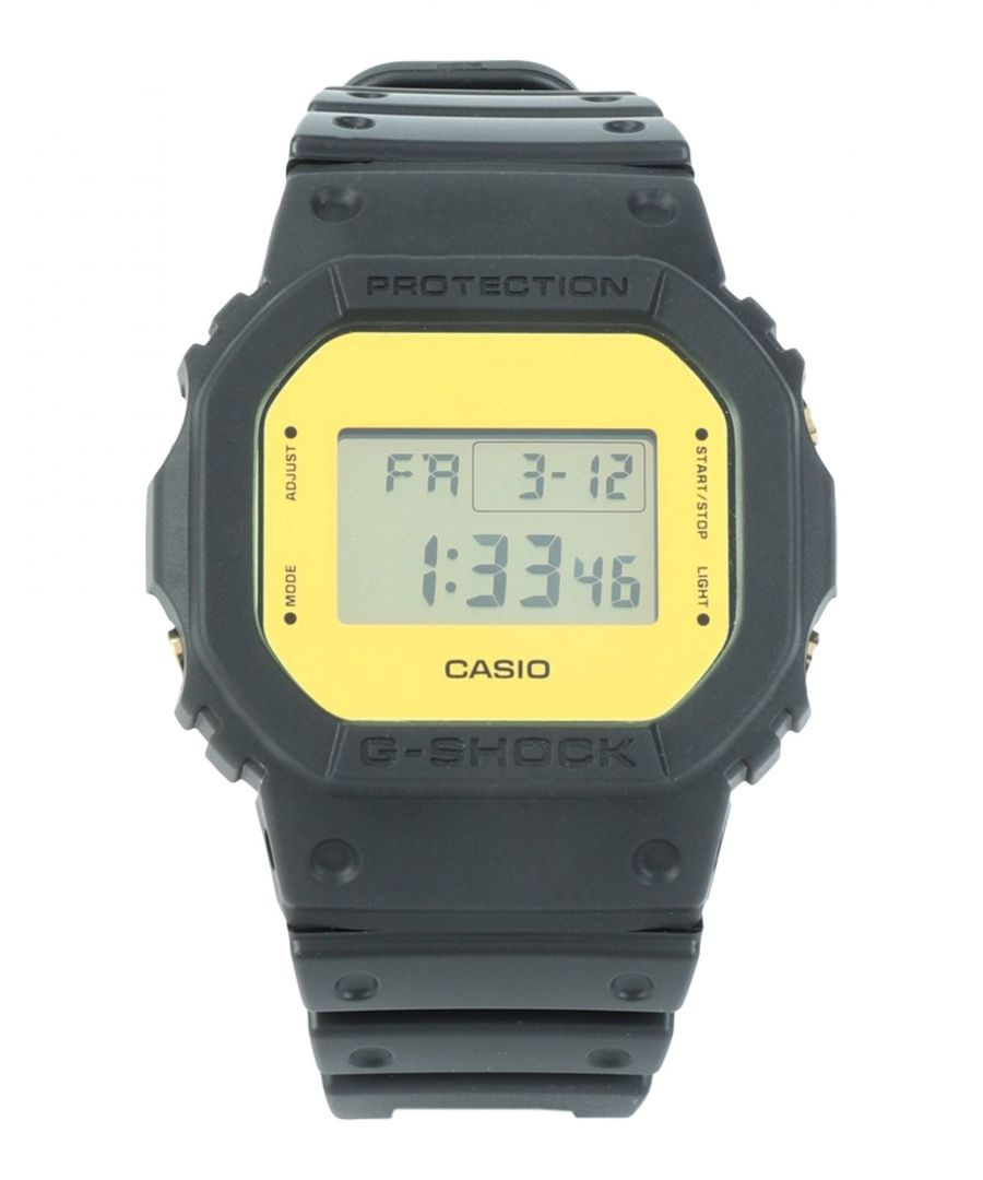 Image for TIMEPIECES Man Casio G-Shock Black Stainless Steel