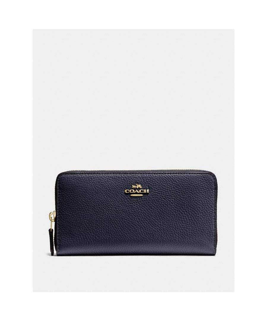 Image for COACH Accordion Zip Wallet