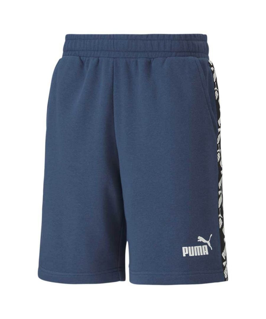 Image for Puma Amplified Mens 9'' Short Blue - M