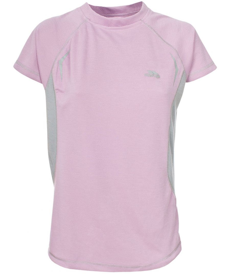 Image for Trespass EMMIE T-shirts-DUSKY PINK