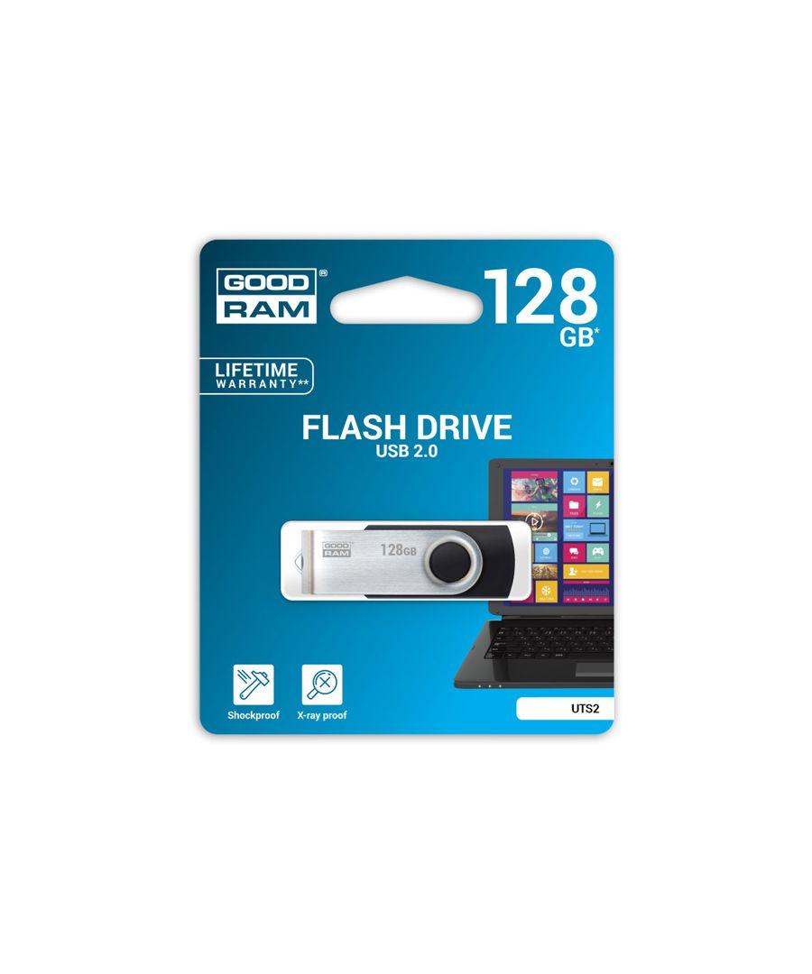 Image for Pendrive GoodRam UTS2 USB 2.0 Black