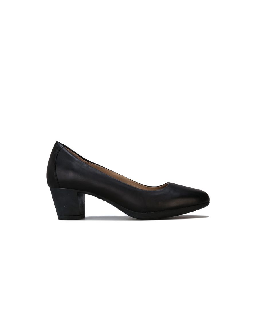 Image for Women's Hush Puppies Lacara Maci Shoes in Black