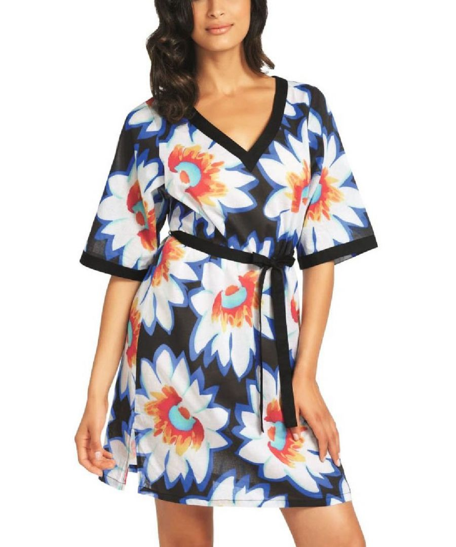 Image for Santa Fe Belted Beach Dress