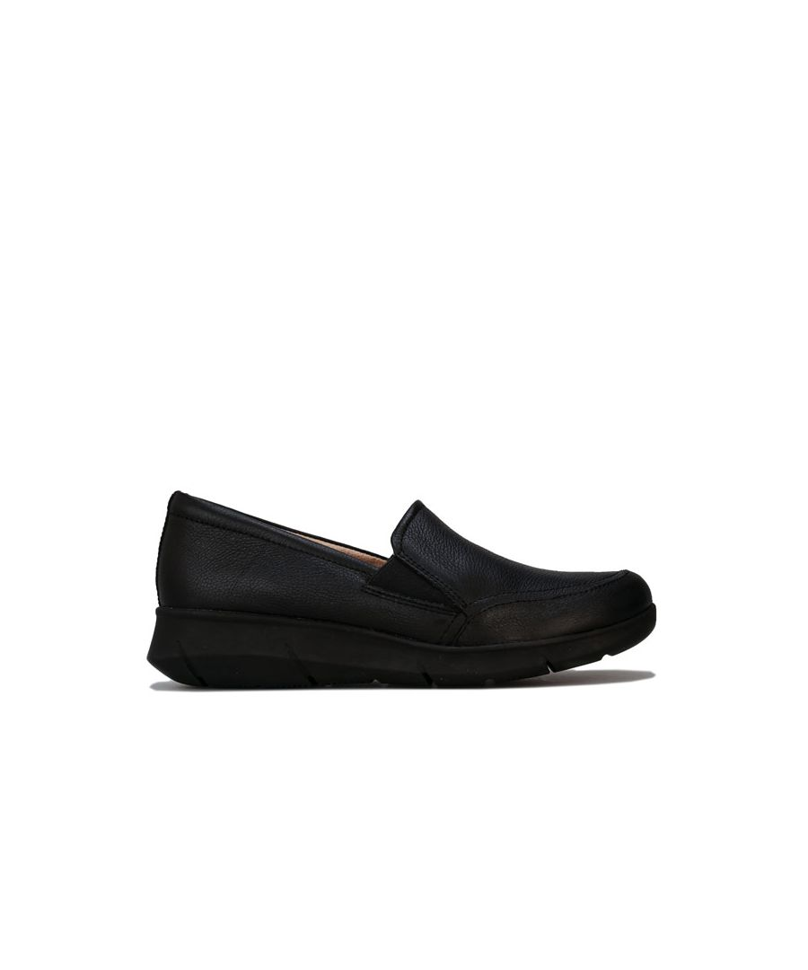 Image for Women's Hush Puppies Rapidly Mardie Slip On Shoes in Black