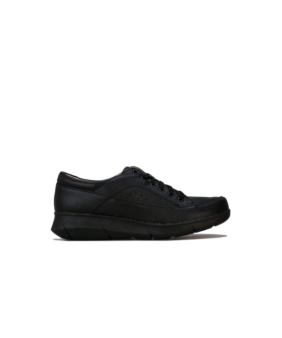 Image for Women's Hush Puppies Dasher Mardie Shoes in Black