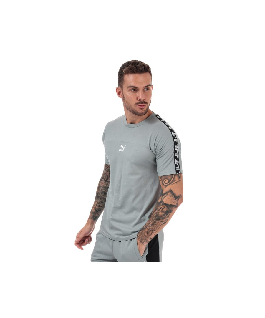 Image for Men's Puma XTG T-Shirt in Grey