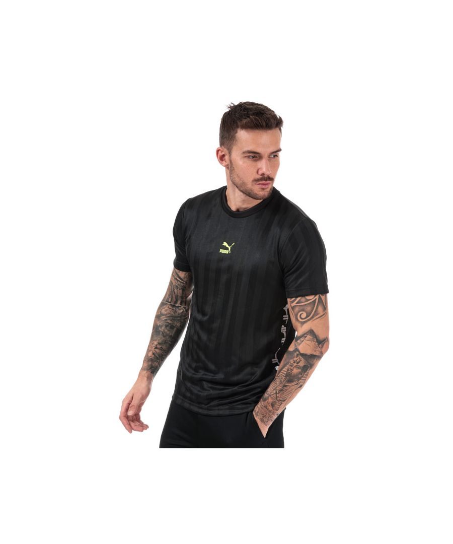 Image for Men's Puma XTG T-Shirt in Black