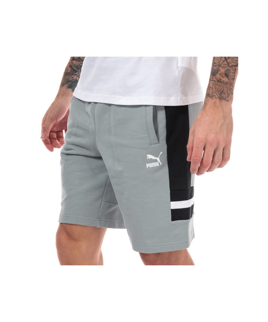 Image for Men's Puma XTG Shorts in Grey black