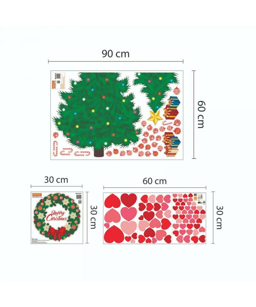 Image for WFXC8313 - COM - WS9064 + WS3042 + WS2307 - Love Christmas Decoration Set