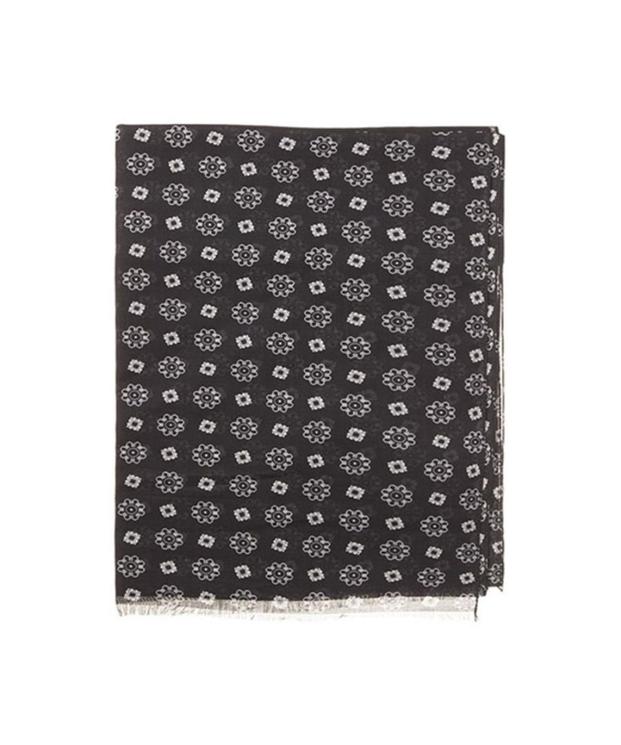 Image for Men's Hackett, Neat Scarf in Navy