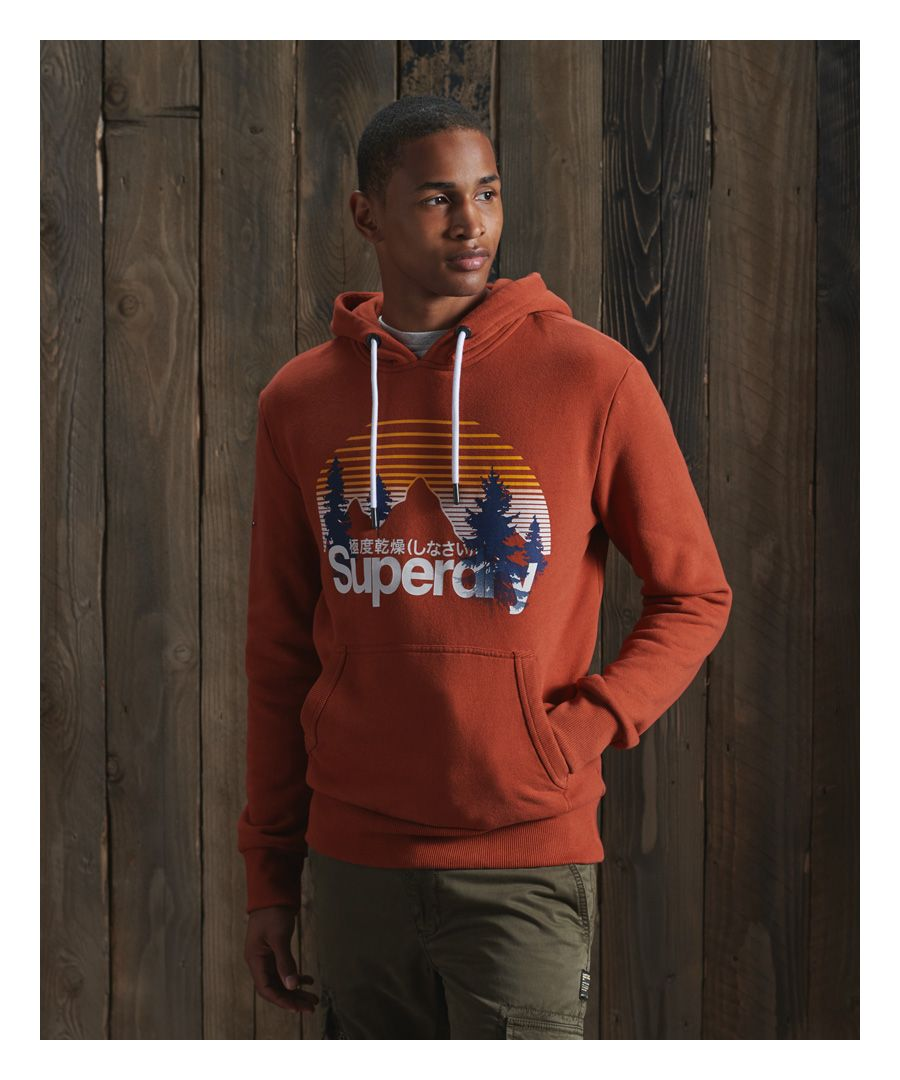 Image for Superdry Core Logo Wilderness Hoodie