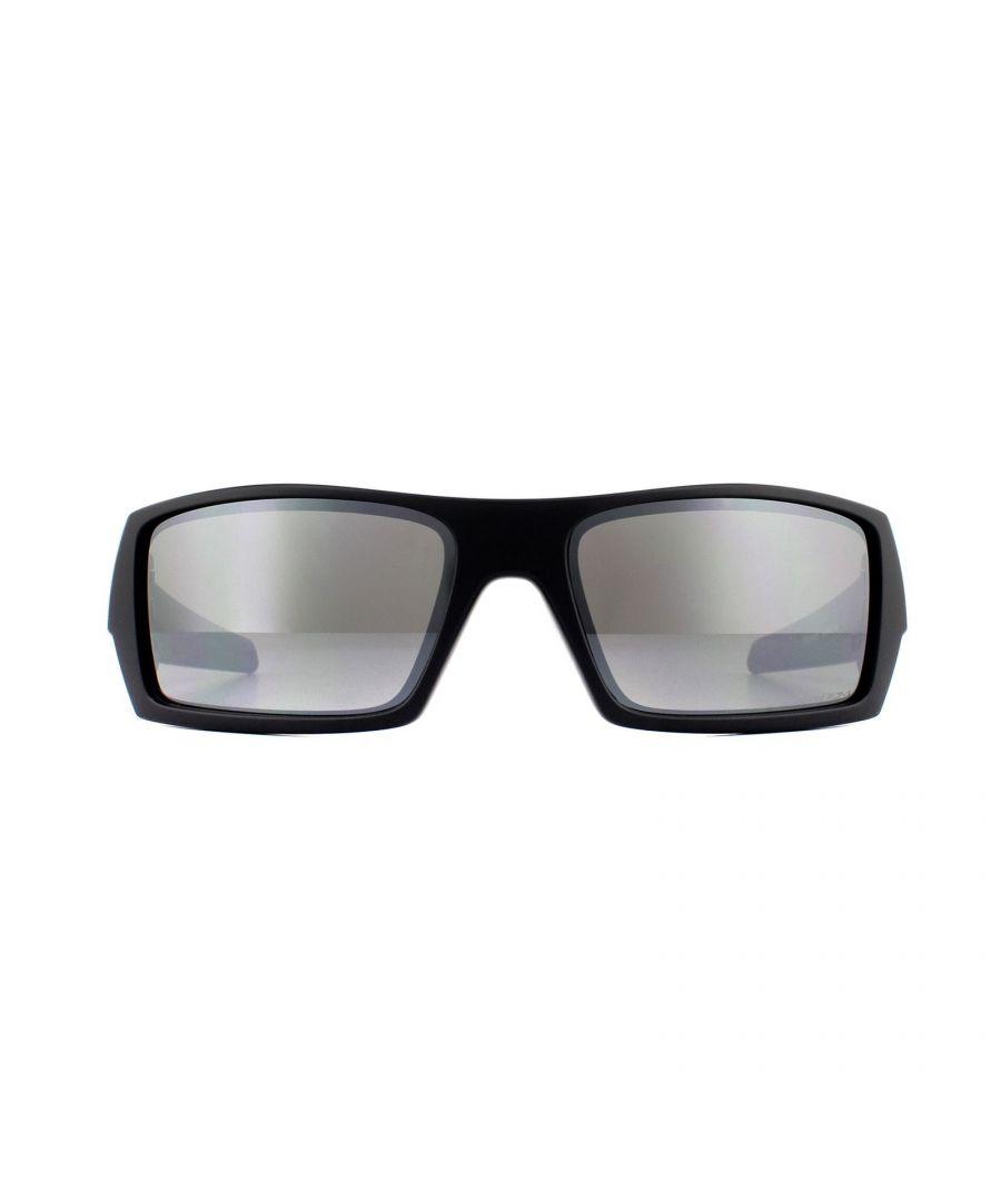 Image for Oakley Sunglasses Gascan OO9014-43 Matt Black Prizm Black