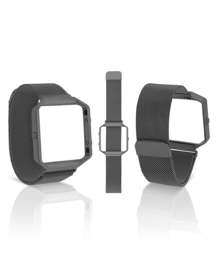 Image for Aquarius Fitbit Blaze straps Space Grey