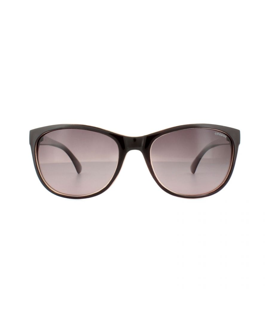 Image for Polaroid Sunglasses P8339 C6T JR Purple Burgundy Gradient Polarized