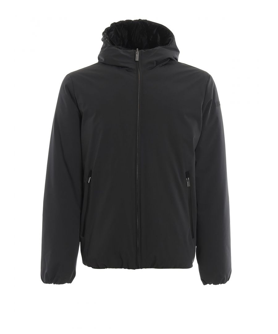 Image for RRD MEN'S W1902311 GREY POLYESTER DOWN JACKET