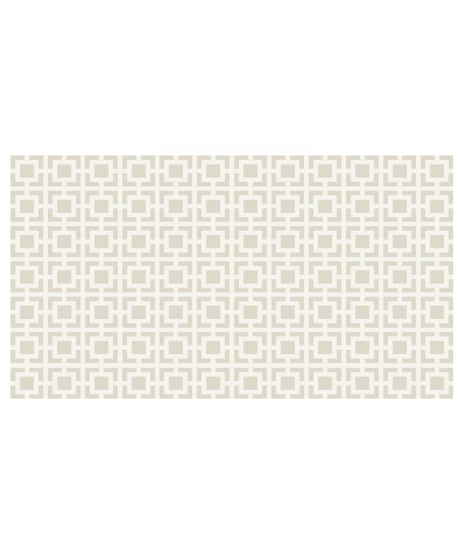 Image for WFM6215 - Interconnected Square Seamless Pattern Mat 66 x 120 cm