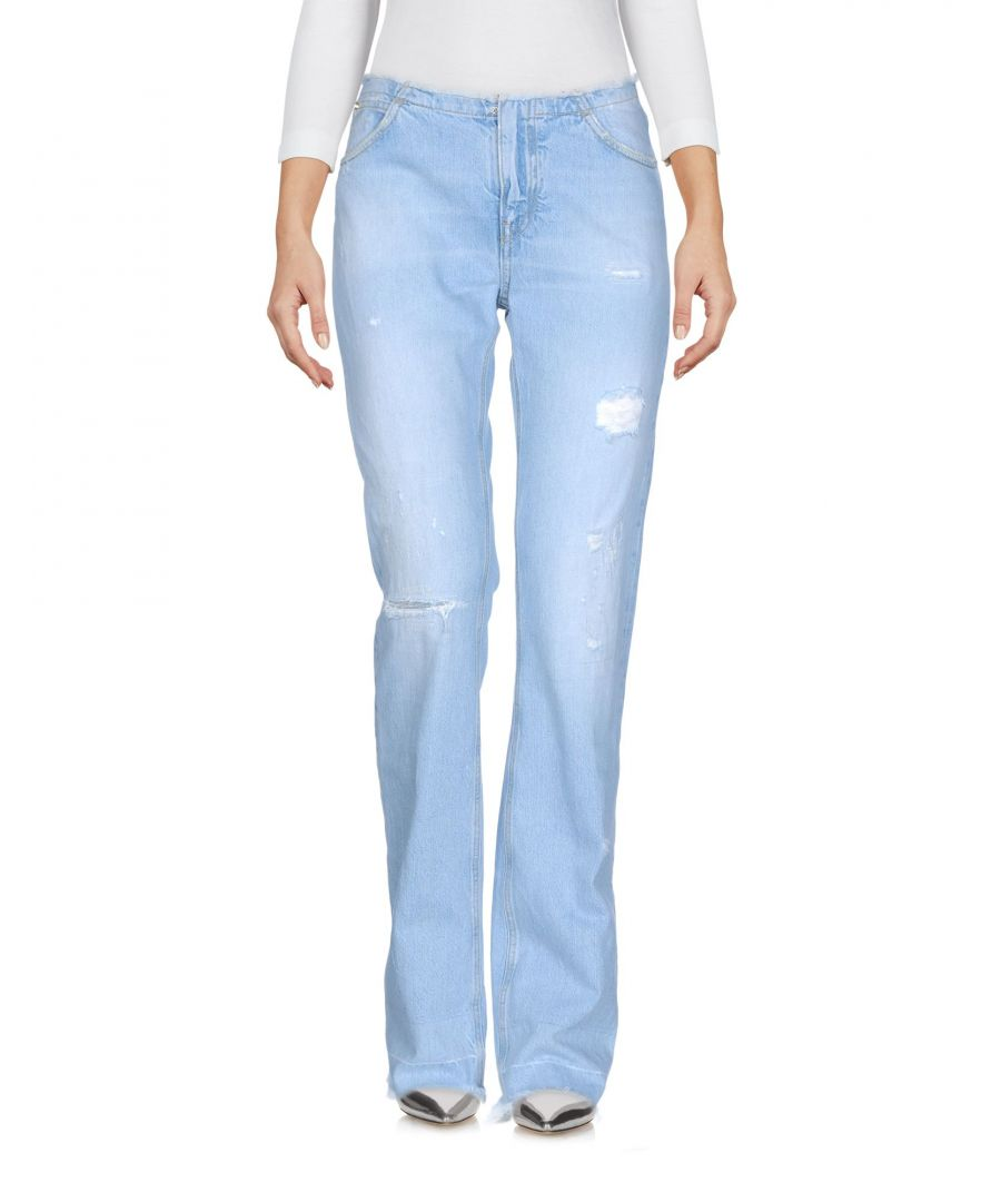 Image for Cycle Woman Denim trousers Cotton