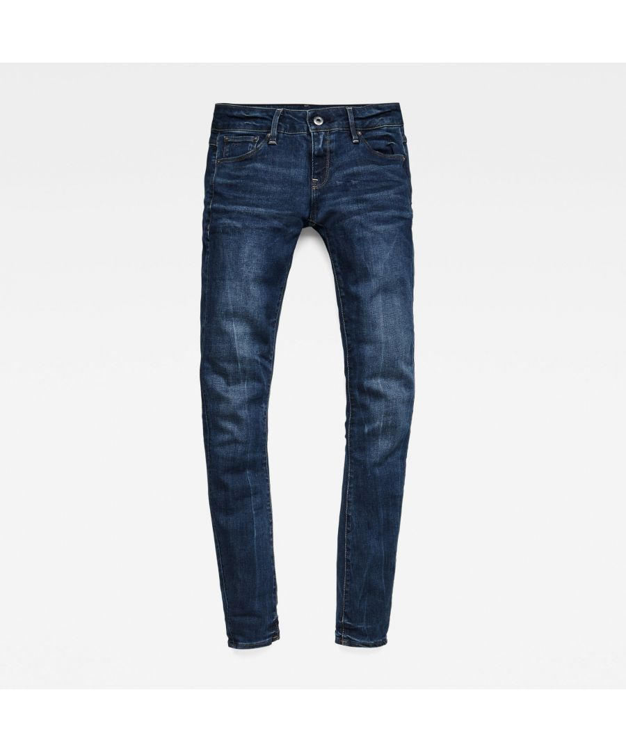 Image for G-Star RAW 3301 Low Waist Skinny Jeans