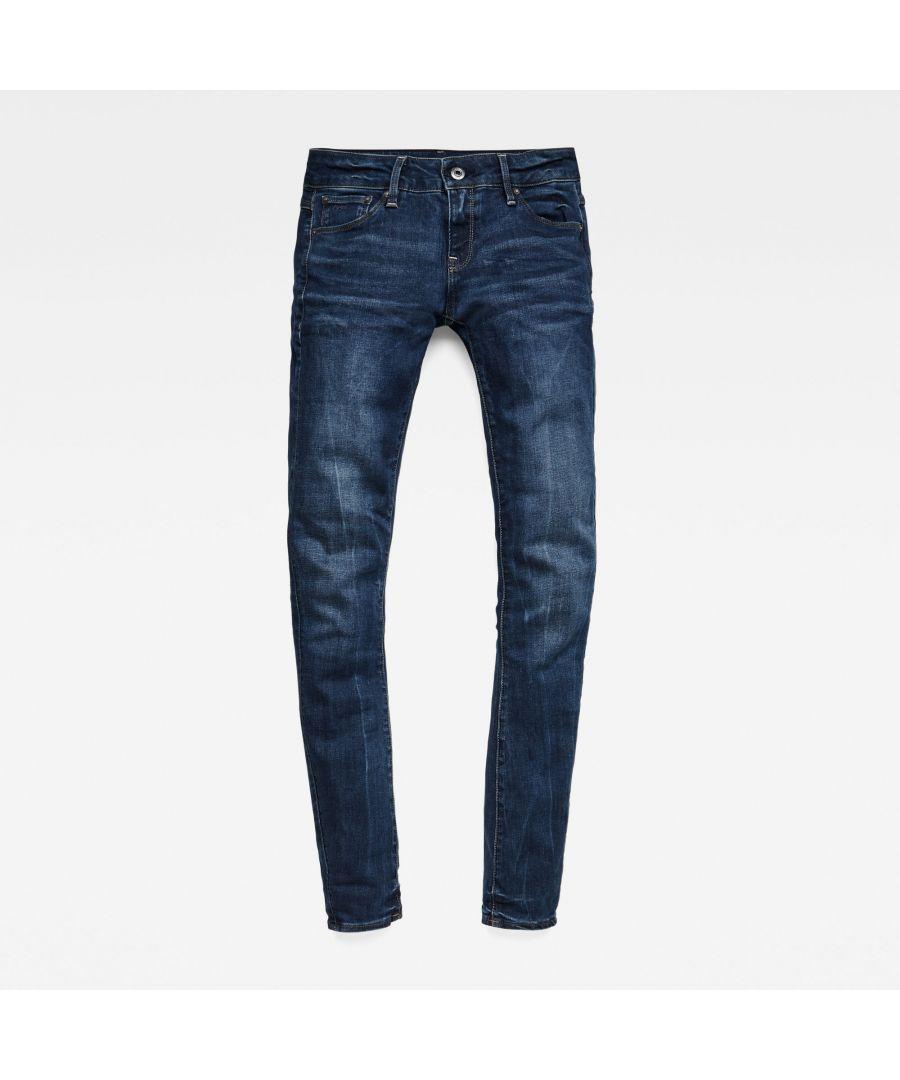 Image for G-Star RAW 3301 Low Waist Skinny Jeans