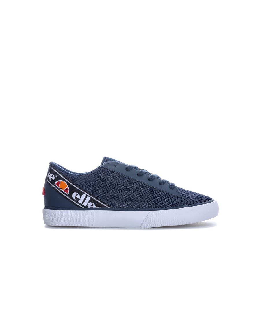Image for Women's Ellesse Massimo Trainers in Navy