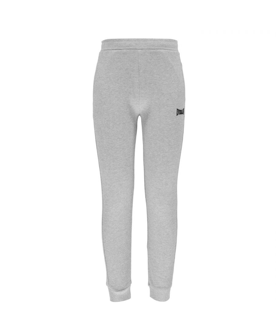 Image for Everlast Girls Jogging Pants Elasticated Waist Cuffed Legs Trousers Bottoms