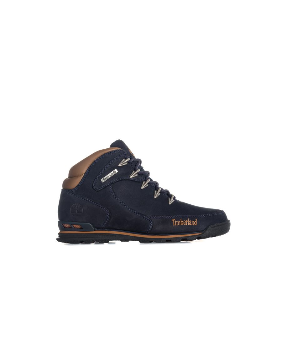 Image for Men's Timberland Euro Rock Hiker Boot in Navy