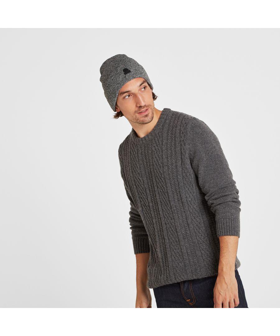 Image for Aberford Hat Dark Grey Marl