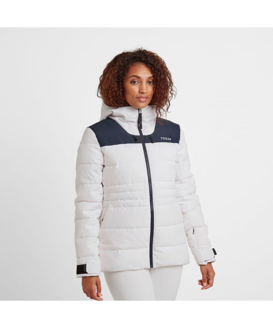 Image for Anvil Womens Jacket Optic White