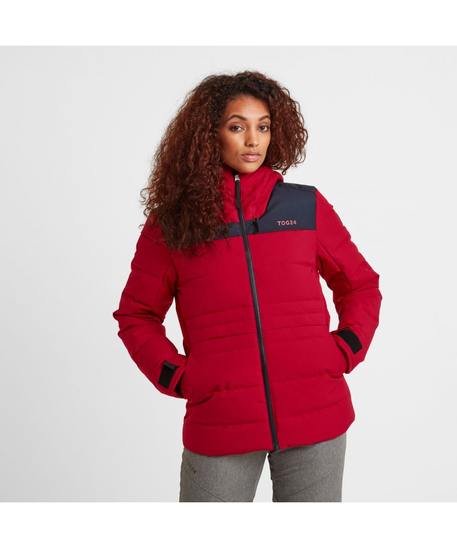 Image for Anvil Womens Jacket Dark Pink