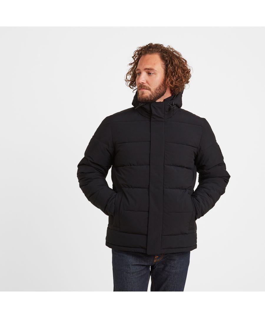 Image for Askham Mens Insulated Jacket Black