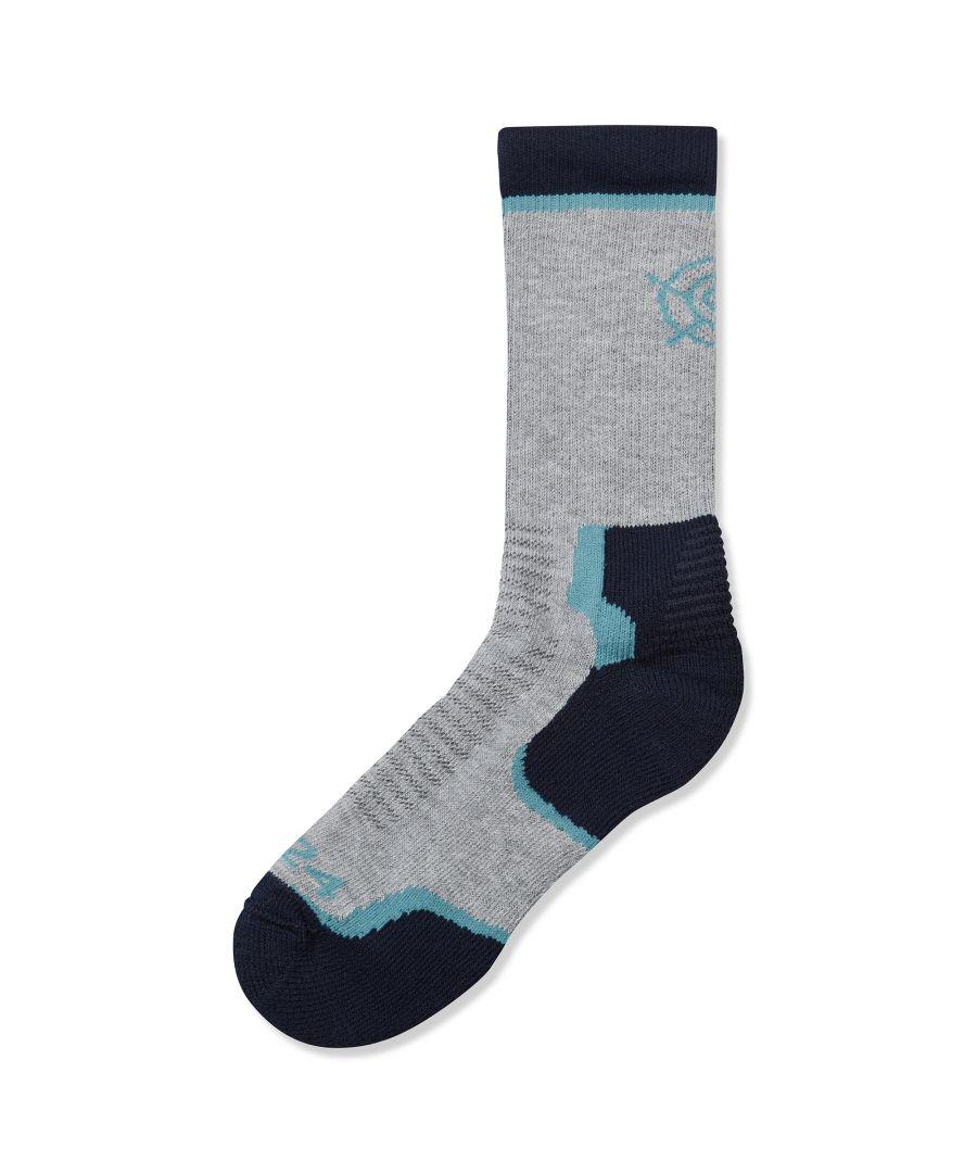 Image for Bishop Coolmax Trek Socks Blue