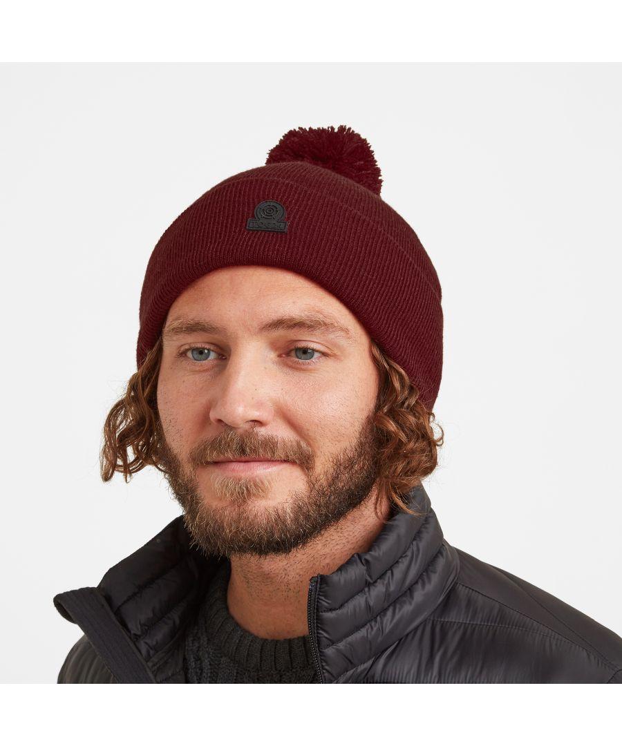 Image for Bowden Knit Hat Merlot