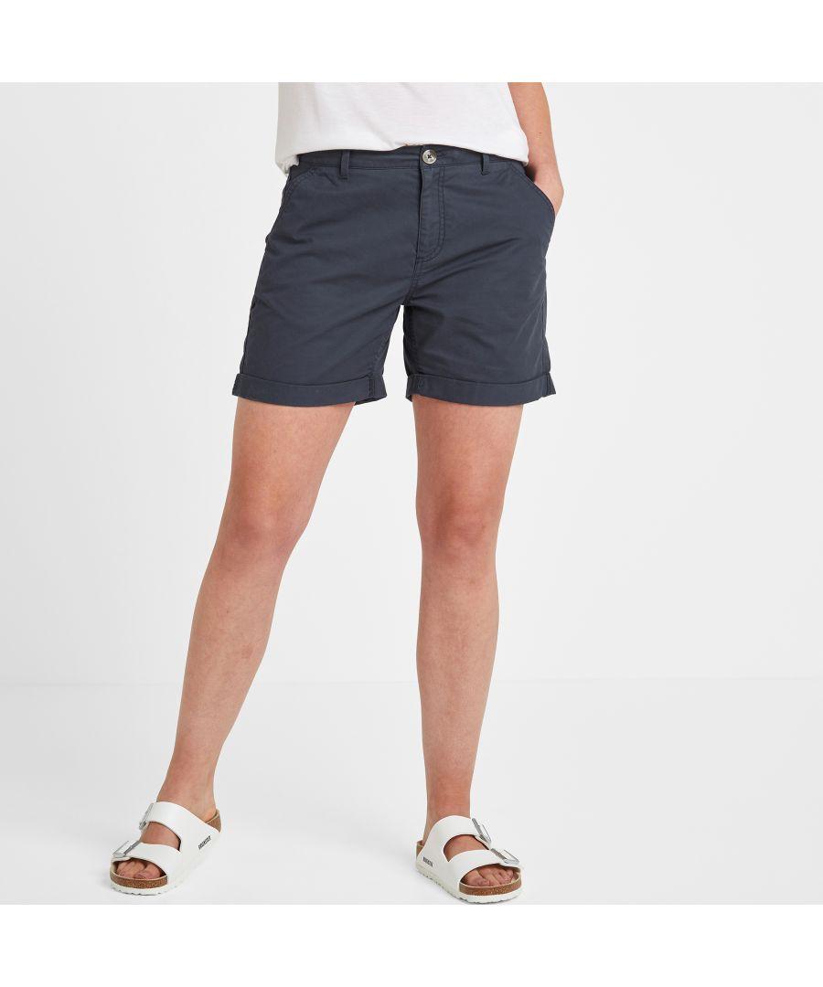 Image for Bradbury Womens Shorts Navy