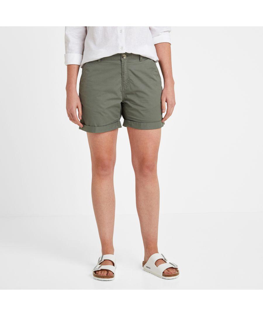 Image for Bradbury Womens Shorts Khaki