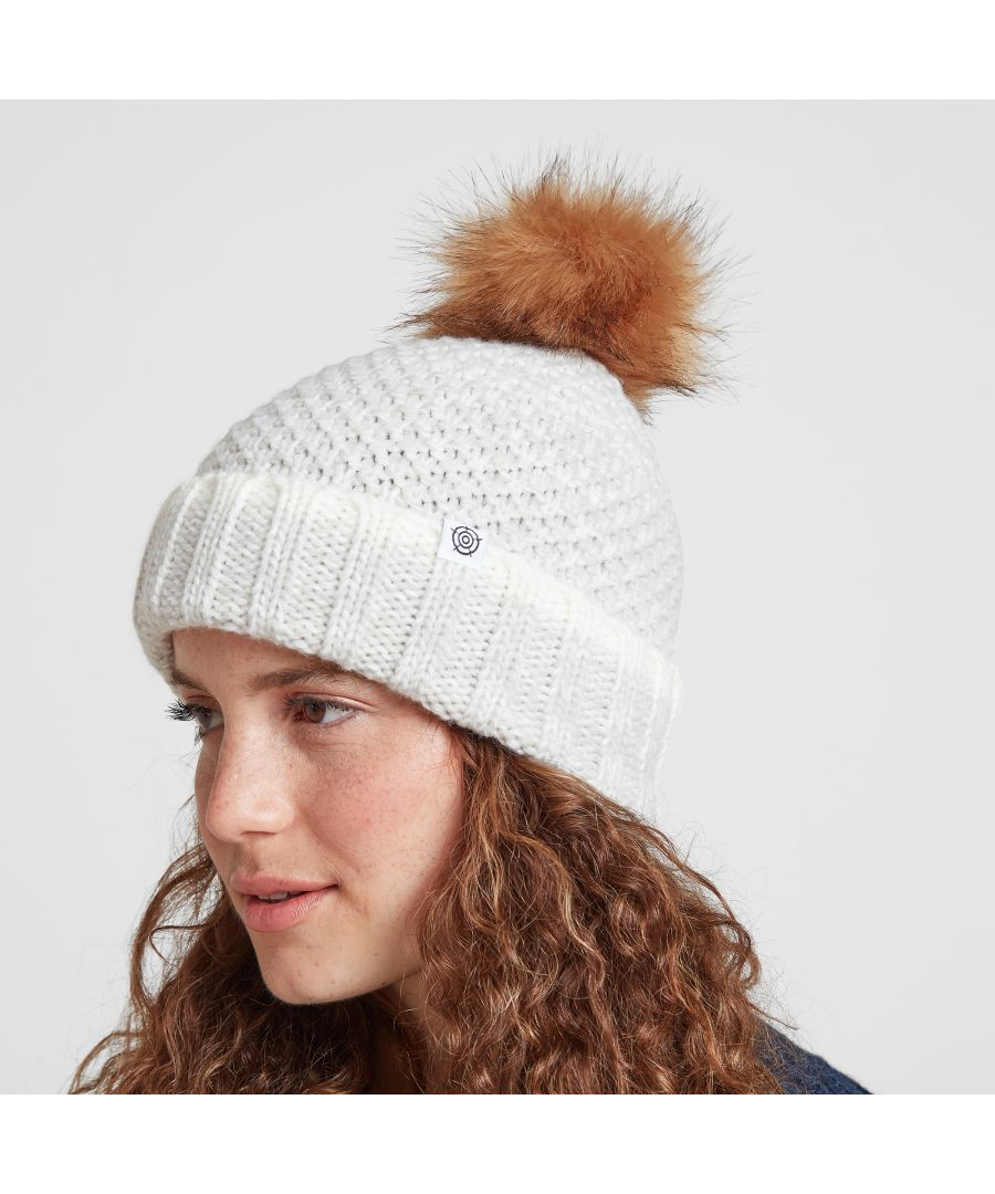 Image for Bristol Knit Beanie Hat Ice Grey