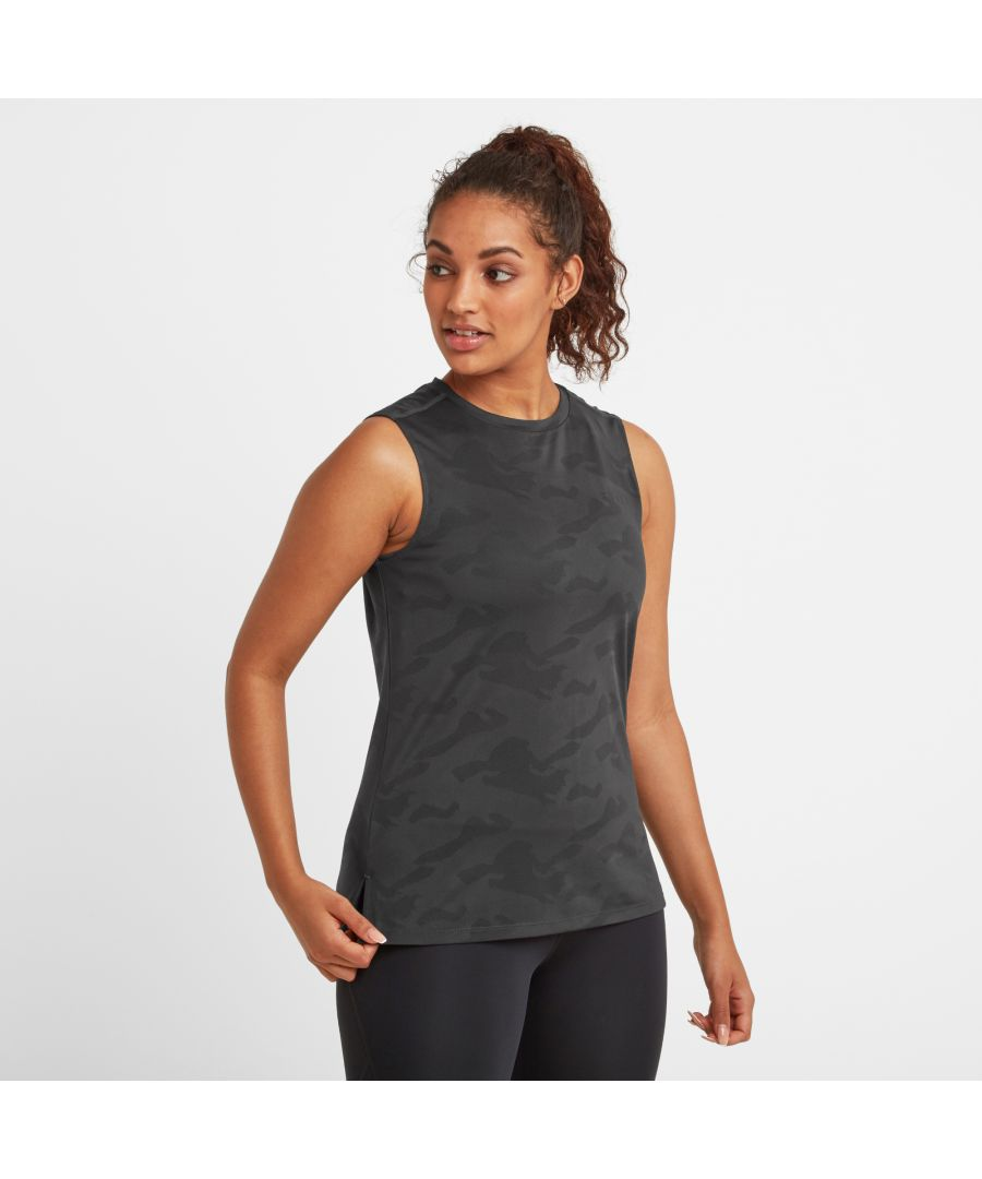 Image for Cassidy Womens Tech Vest Coal Grey